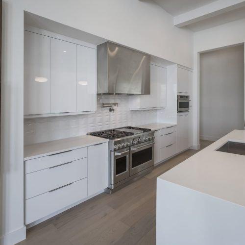 Beck Custom Home kitchen interior