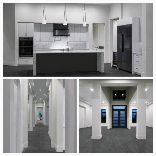 Kitchen Collage Beck Custom Homes